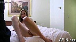 oholený Teen pussys